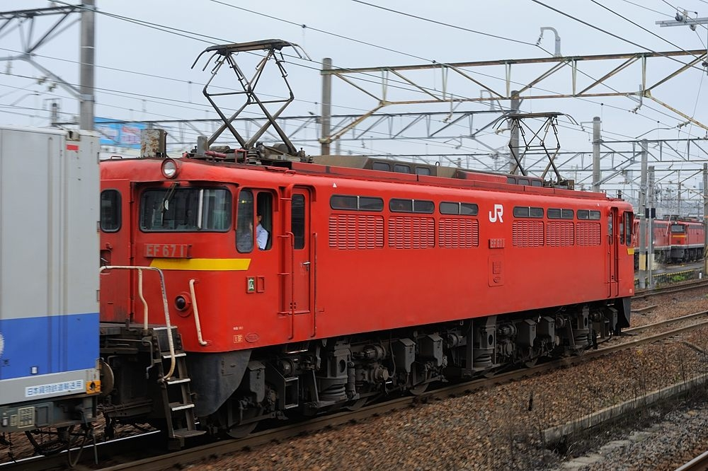 EF67 1号機 有終: ロクイチ(EF5...